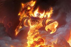 WoW Classic servers going live on August 13 for name reservation and realm selection Molten Core raid boss Ragnaros (Source: Blizzard News)