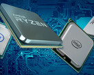 Intel hit a peak of 84.2% share but has been slipping ever since. (Image source: El Chapuzas Informatico)