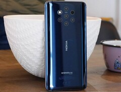 The Nokia 9 Pureview. (Source: 9to5Google)