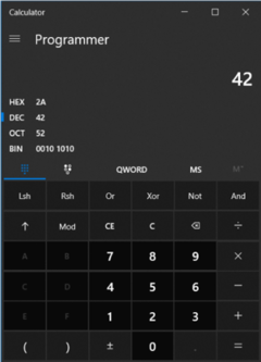 The Windows Calculator source code is now available on GitHub. (Source: Microsoft)