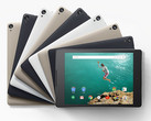 Google Nexus 9 Android tablet made by HTC