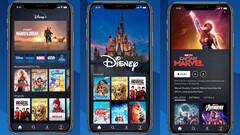Disney+ was far and away the most downloaded app this quarter. (Image via Disney)