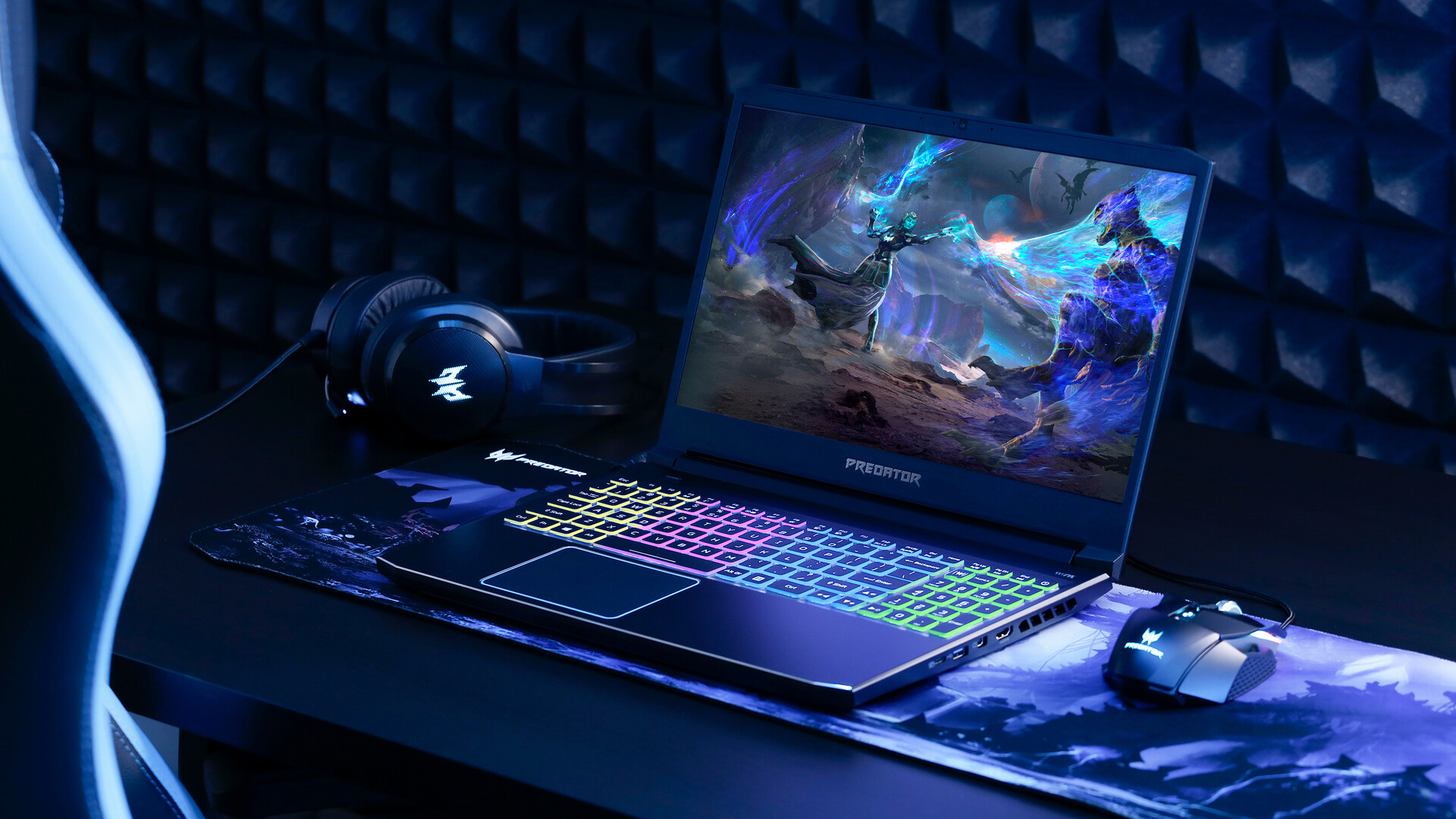 2019 Acer Predator Helios 300 Redesigned With Hip And Edgy Narrow