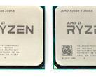 Ryzen 5 2600X and Ryzen 7 2700X in review