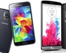 Samsung and LG dominate the US Android market