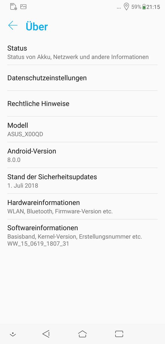 Asus ZenFone 5 (2018) ZE620KL Smartphone Review
