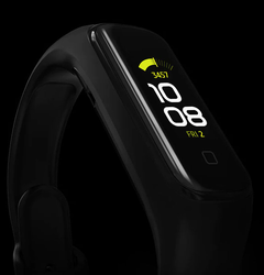 The Samsung Galaxy Fit 2 retails for US$59.99 and is available in multiple colours. (Image source: Samsung)