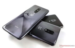 The OnePlus 7 and 7T series will apparently receive Android 11 in December, not in 2021. (Image source: Notebookcheck)