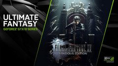 Nvidia recommends a GeForce GTX 1060 6 GB for playing FFXV at 1920x1080 settings. (Source: Nvidia)