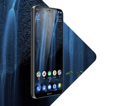 The Nokia X6. (Source: Nokia)