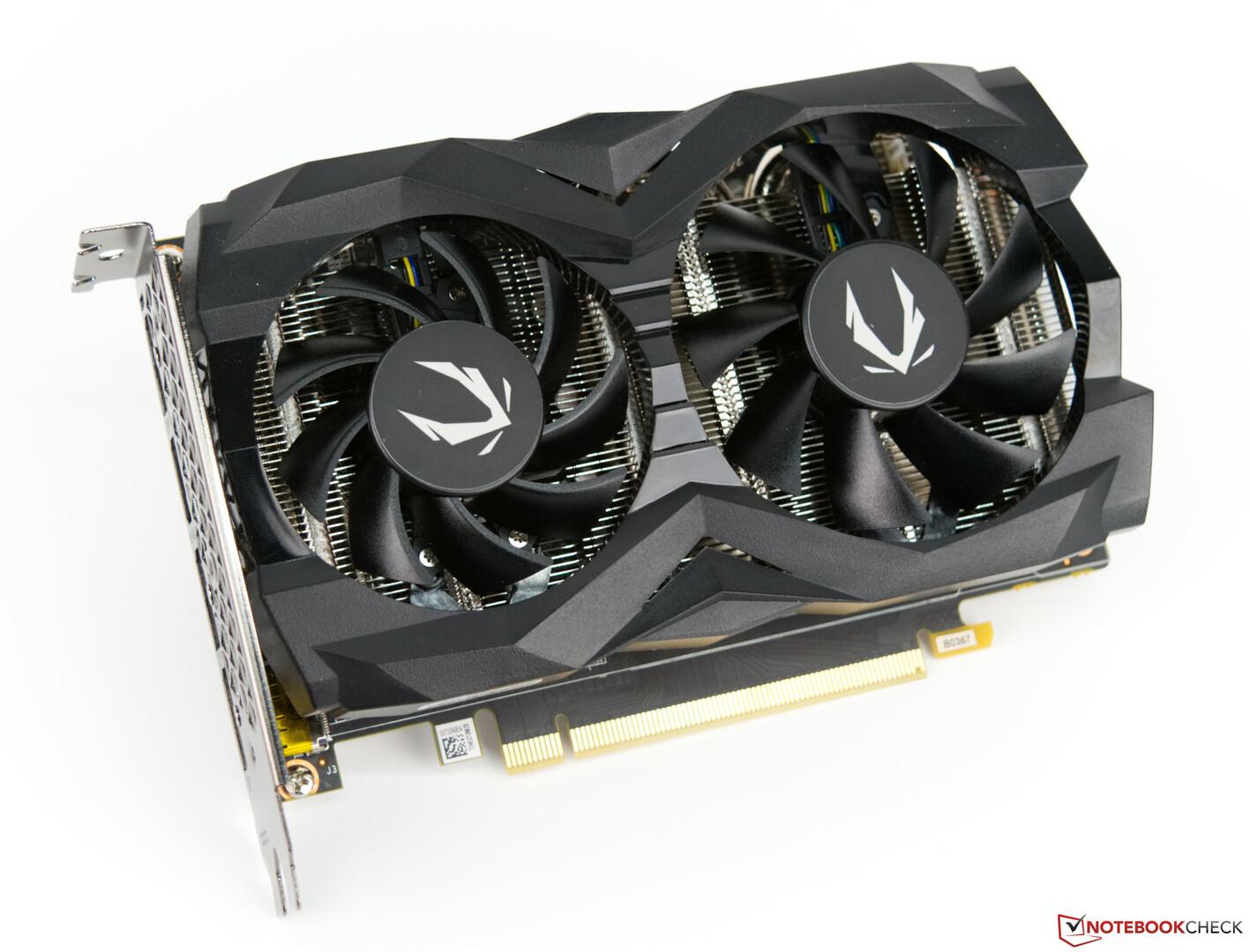 Zotac GeForce GTX 1660 Ti Desktop Graphics Card Review