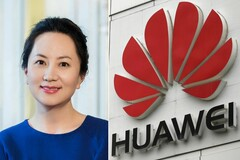 Huawei CFO was in possession of an iPhone, iPad and MacBook when arrested in Canada recently. (Source: The Strait Times)