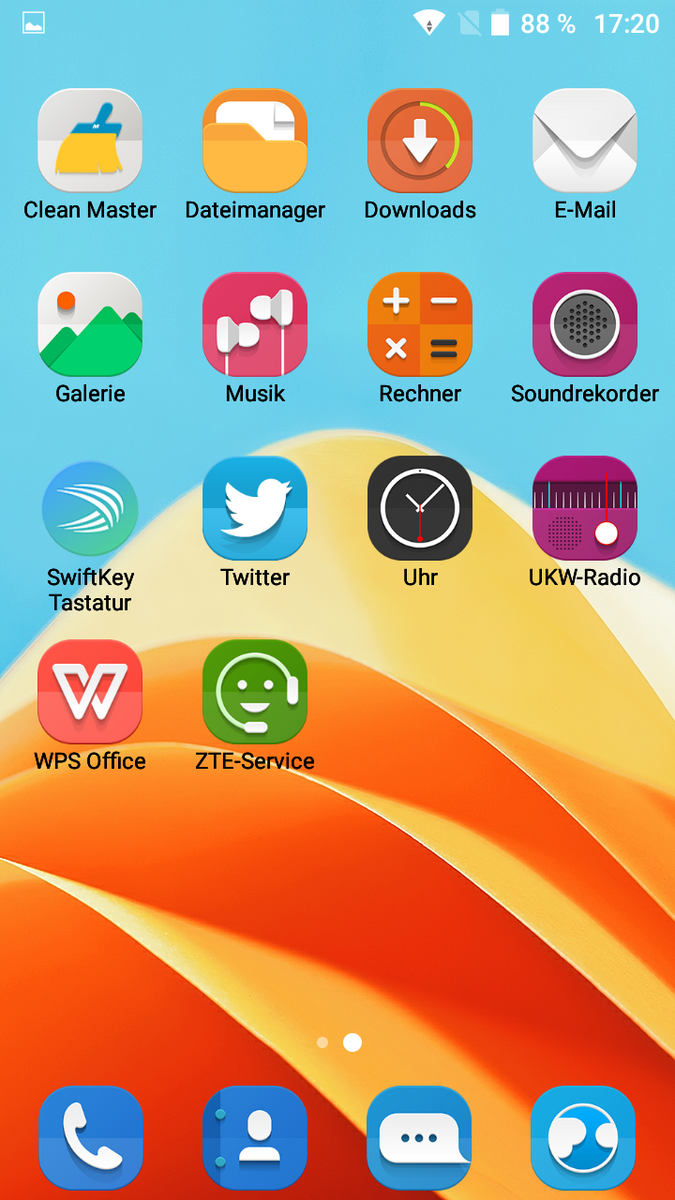 ZTE Blade A510 Smartphone Review - NotebookCheck net Reviews