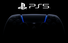 The PS5 official website has recently been updated to show the DualSense controller. (Image source: PlayStation)