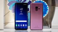 The new Galaxy S9 and S9 Plus. (Source: CNET)