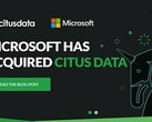 Microsoft acquires Citus Data banner Citus website (Source: Citus Data)