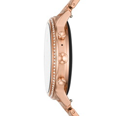 Juliana HR - Rose Gold-Tone Stainless Steel (Image sourcce: Fossil)
