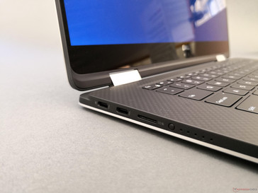 It may be thinner than the XPS 15, but be prepared to say goodbye to the beloved USB Type-A, HDMI, and full-size SD reader