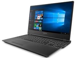 Đánh giá máy tính xách tay Lenovo Legion Y540-15IRH. Thiết bị kiểm tra lịch sự của CampusPoint.