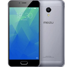 Meizu M5s Android smartphone with MediaTek MT6753 processor and 3 GB RAM