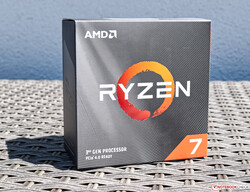 The AMD Ryzen 7 3800XT in test: provided by AMD Germany