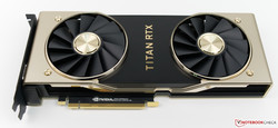 The NVIDIA TITAN RTX Desktop GPU review.