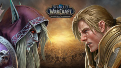 The Alliance and the Horde will face off against each other yet again in Battle for Azeroth. (Source: Blizzard)