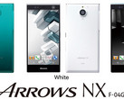 Fujitsu Arrows NX F-04G is world's first smartphone with iris scanner