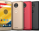An image allegedly showing off the Moto C's various colors. (Source: Evan Blass)