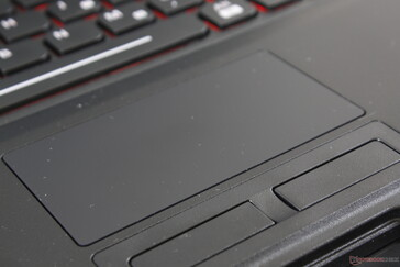 Though still small, the touchpad is almost 25 percent larger than on the Toughbook 54