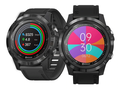 Zeblaze Vibe 3S: A cheap smartwatch with a copycat design. (Image source: Zeblaze)