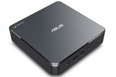 The Chromebox 3 will run the latest Chrome OS version and should cost around US$200. (Source: Asus)