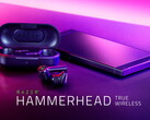 The Razer Hammerhead True Wireless: A mouthful, but one with a unique feature. (Image source: Razer)