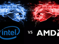 The coming years will be hotly contested between Intel and AMD. (Image Source: Medium)
