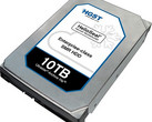 HGST Ultrastar Archive Ha10 10 TB hard drive with second-gen HelioSeal platform and SMR technology