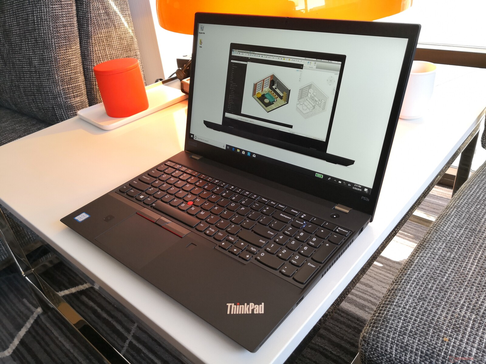 Entry-level Lenovo ThinkPad P43s and P53s coming this Summer
