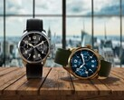 The Montblanc Summit 2+ smartwatch. (Source: Montblanc)