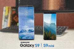 Samsung Galaxy S9 Mini unofficial render, Geekbench reveals Snapdragon 660 and 4 GB RAM (Source: Nashville Chatter)