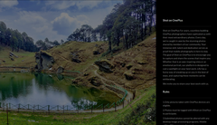 The Shot on OnePlus web interface. (Source: OnePlus)