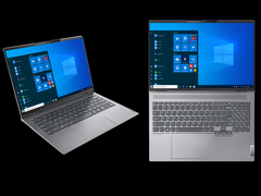 The new ThinkBook 14p and 16p models come with 16:10 screens and improved conferencing features. (Image Source: Lenovo)
