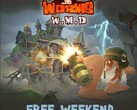 Worms W.M.D is free this weekend (Source: Steam)