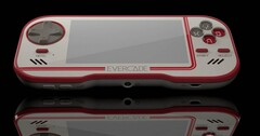 Evercade top side. (Image source: Evercade)