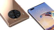 Huawei Mate 40 Pro render. (Image source: WindowsUnited.de)