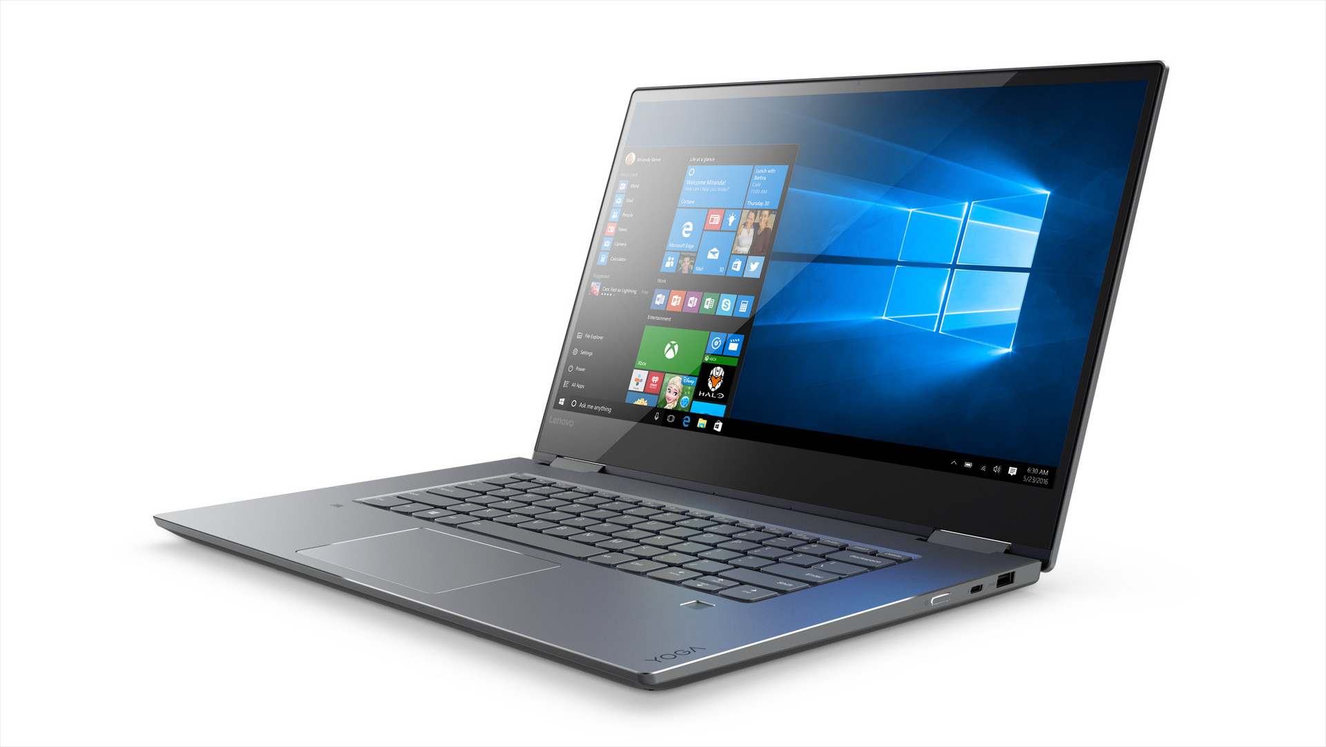 Lenovo Yoga 520 And Yoga 720 Convertible Notebooks Now