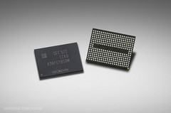 Samsung looks to increase 3D NAND production in 2019. (Source: Samsung)