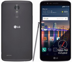 LG Stylo 3 Android phablet hits the US via Virgin and Boost Mobile