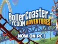 Epic Games store-exclusive RollerCoaster Tycoon Adventures for PC now available (Source: Atari)