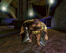 Unreal was especially praised for its graphics and atmosphere upon release. (Source: GOG)