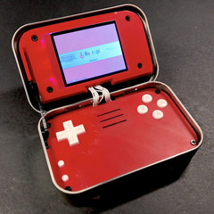 The mintyPi 2.0 fits classic gaming in a small (and refreshing) case. (Source: Sudo Mod)