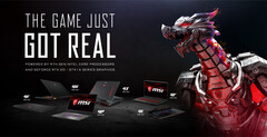 MSI GF, GL, GP, GE, GS, and GT gaming laptops are all now shipping with GeForce GTX 16 GPU and 9th gen Core i CPU options (Source: MSI)